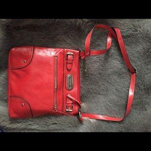 Franco sarto red bag